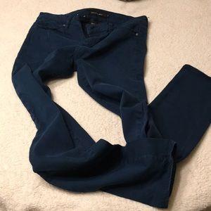 Skinny jeans navy
